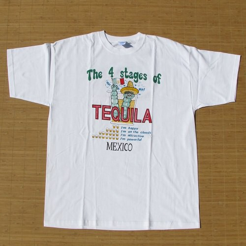 T - Shirt TEQUILA